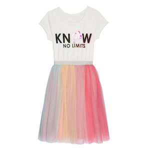 Barbie 60th Anniversary 'Know No Limits' Flip Sequin Dress