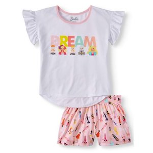 Barbie Dream Pajama Short Set