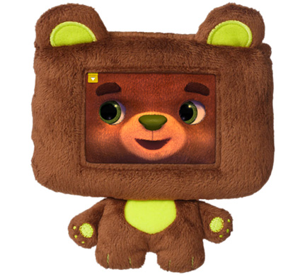HappiTaps Beary Happi Turns Your iPhone into an Interactive Bear