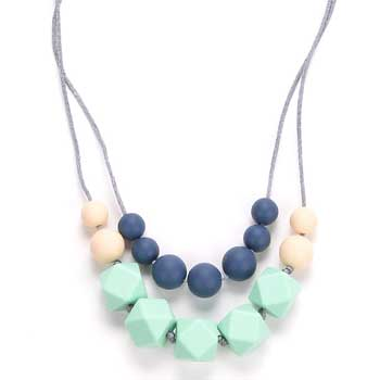 BEBE by Me 'Harper' All-in-1 Teething Necklace