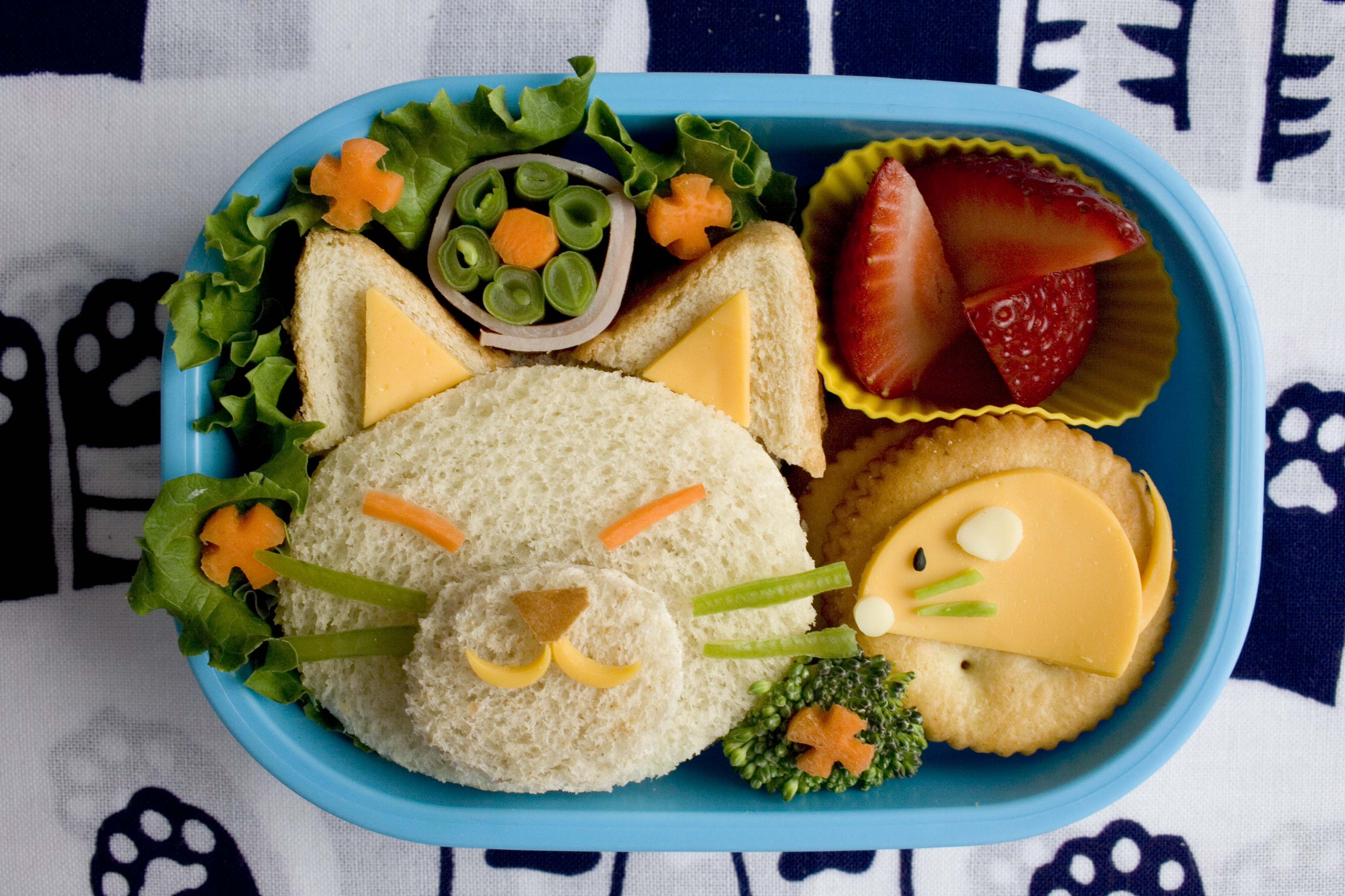 20 Easy Bento Lunch Boxes - Parenting