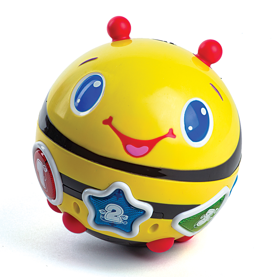 Bright Starts' Having a Ball Roll and Chase Bumble Bee