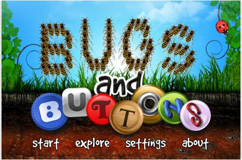 Screen Play App of the Week: Bugs and Buttons
