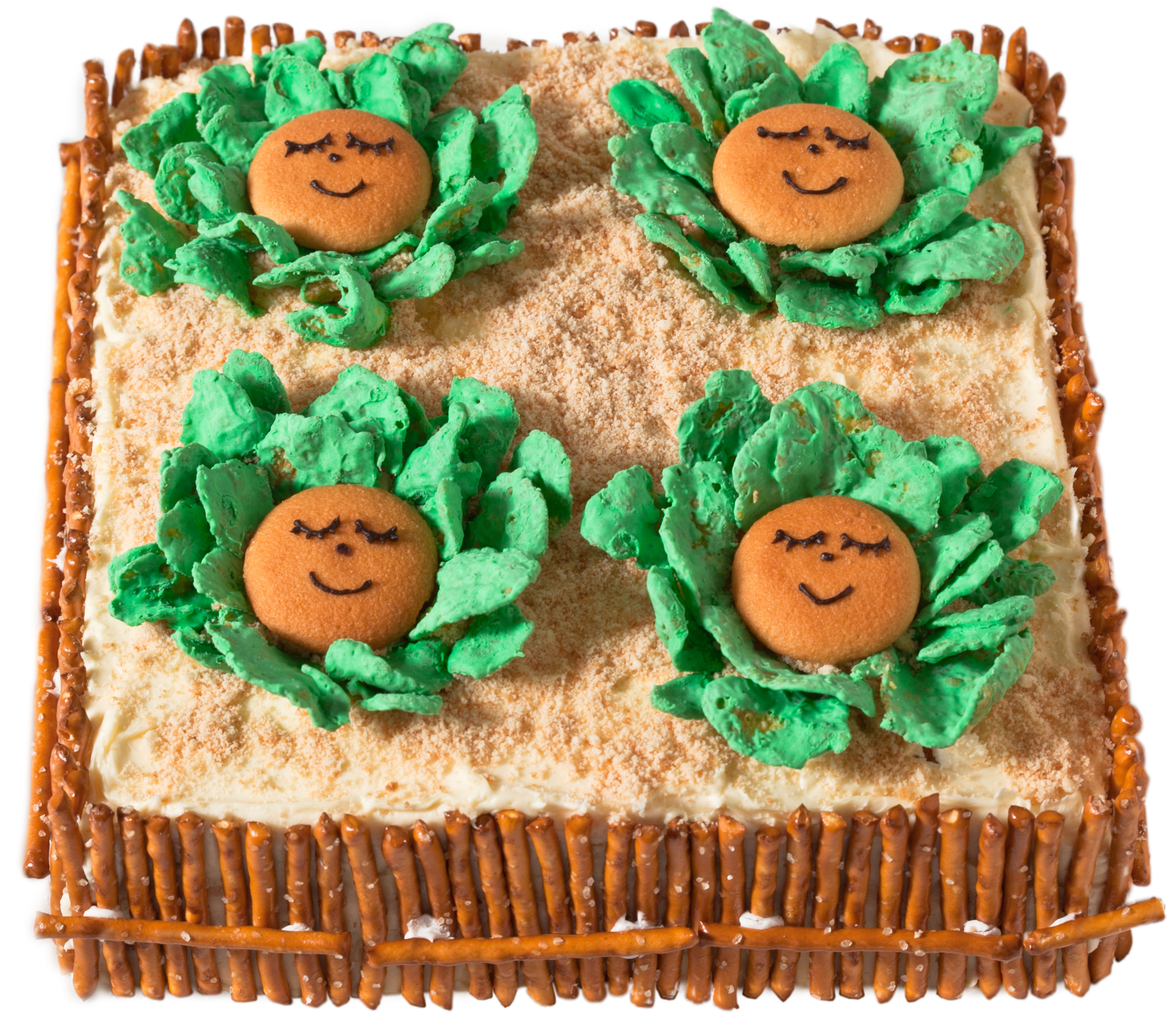 Cabbage Patch Cake