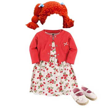 Cabbage Patch Kid Infant Halloween Costume