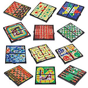 Magnetic Board Games