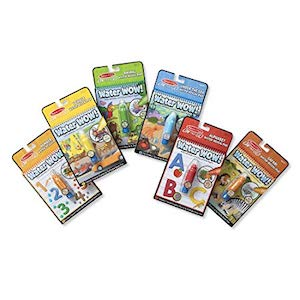 Water Activity Books