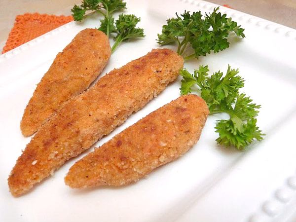 Fun-to-Eat Carrot Recipe for Kids