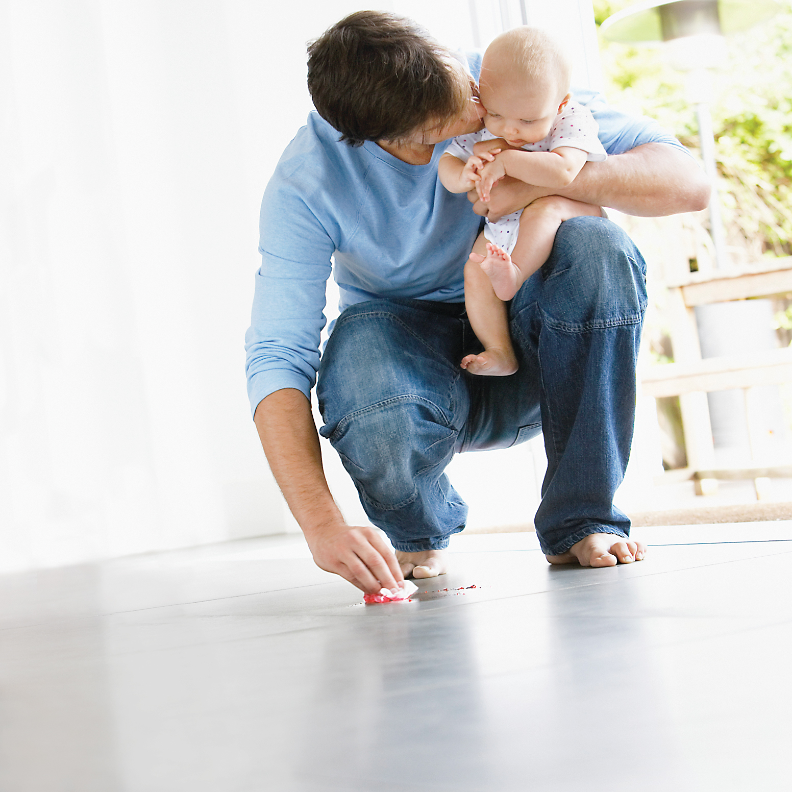 Spring Cleaning Baby Proofing Tips