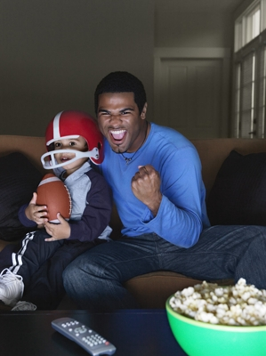 Host a Kid-Friendly Super Bowl Party