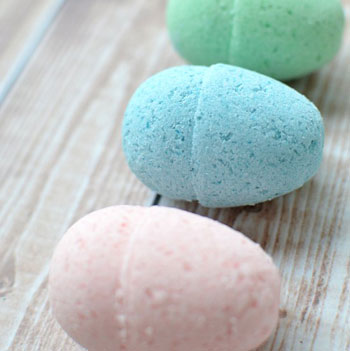easter egg activities bath bombs