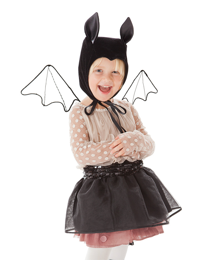 DIY Kids' Halloween Costumes