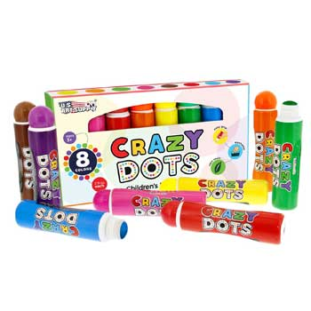 Crazy Dots Markers