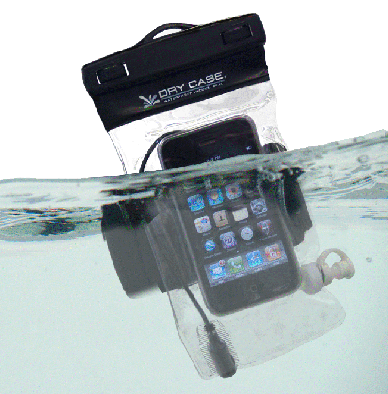 Screen Play Spotlight: DryCASE Keeps Gadgets Dry and Protected This Summer [AND iPad 2 GIVEAWAY!]