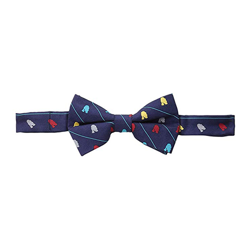 star Wars R2-D2 Bow Tie Blue Red and Yellow