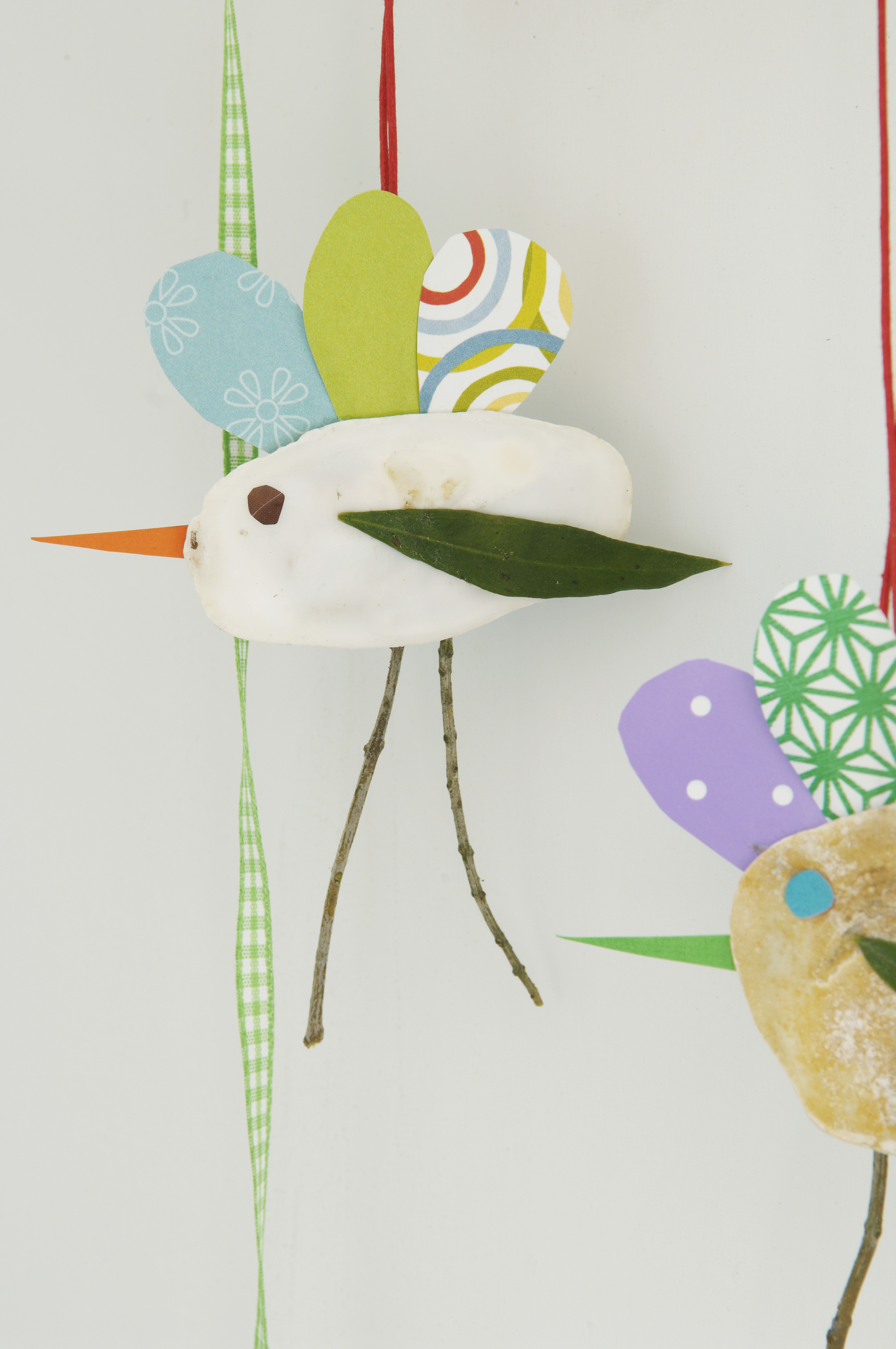 Easy Nature-Inspired Crafts for Kids