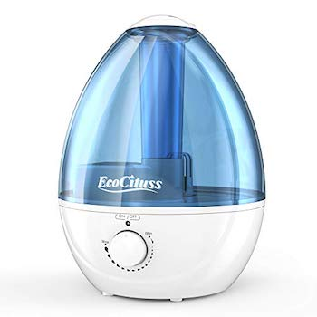 Ecocituss Cool Mist Humidifier with Anti-Bacteria Stone