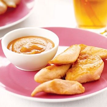 Kid-Friendly Recipes: Little Dippers