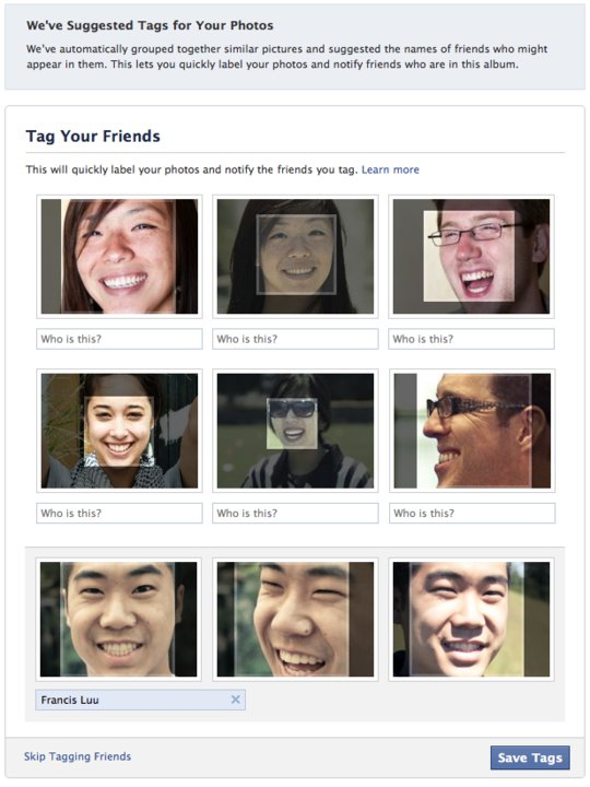 Avoid Getting Automatically Tagged in Facebook Photos – How to Disable the New Facial Recognition Feature