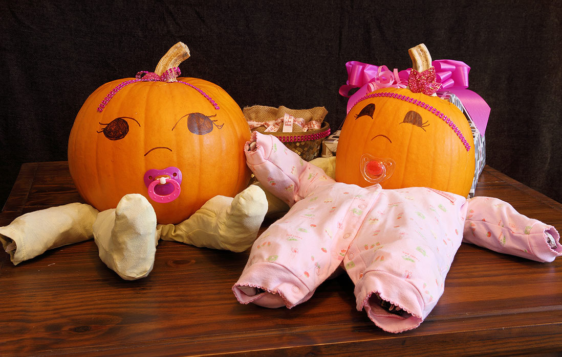 Fall for These Halloween Baby Shower Ideas