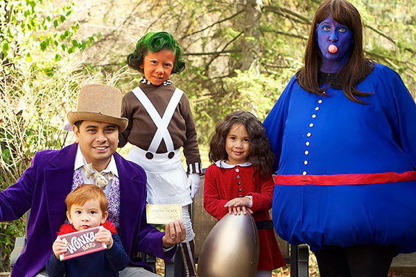 Family Halloween Costumes: Ideas for the Whole Family