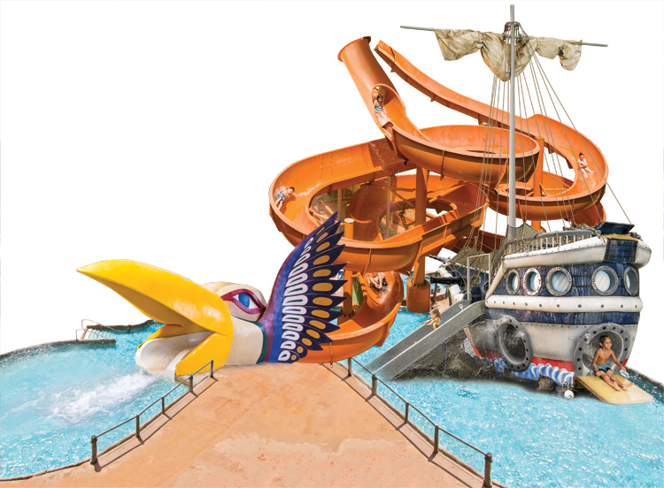 5 Great Water Parks for Families