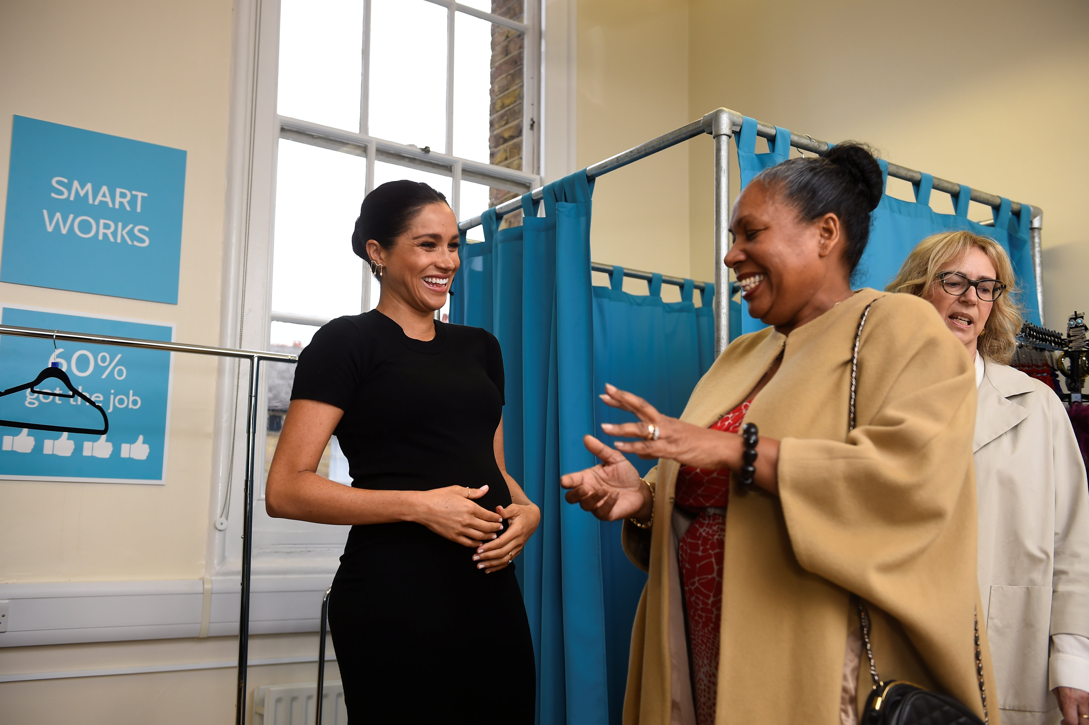 Steal Meghan Markle's Maternity Style with These Looks for Less