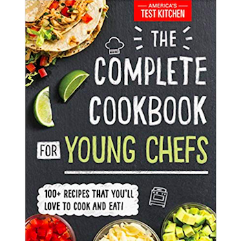 Gifts for Tweens Complete Cookbook for Young Chefs