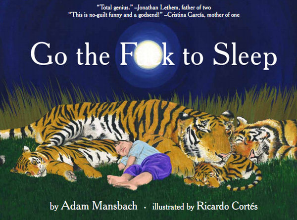 'Go The F**k to Sleep' Bestseller Started as a Facebook Status Update