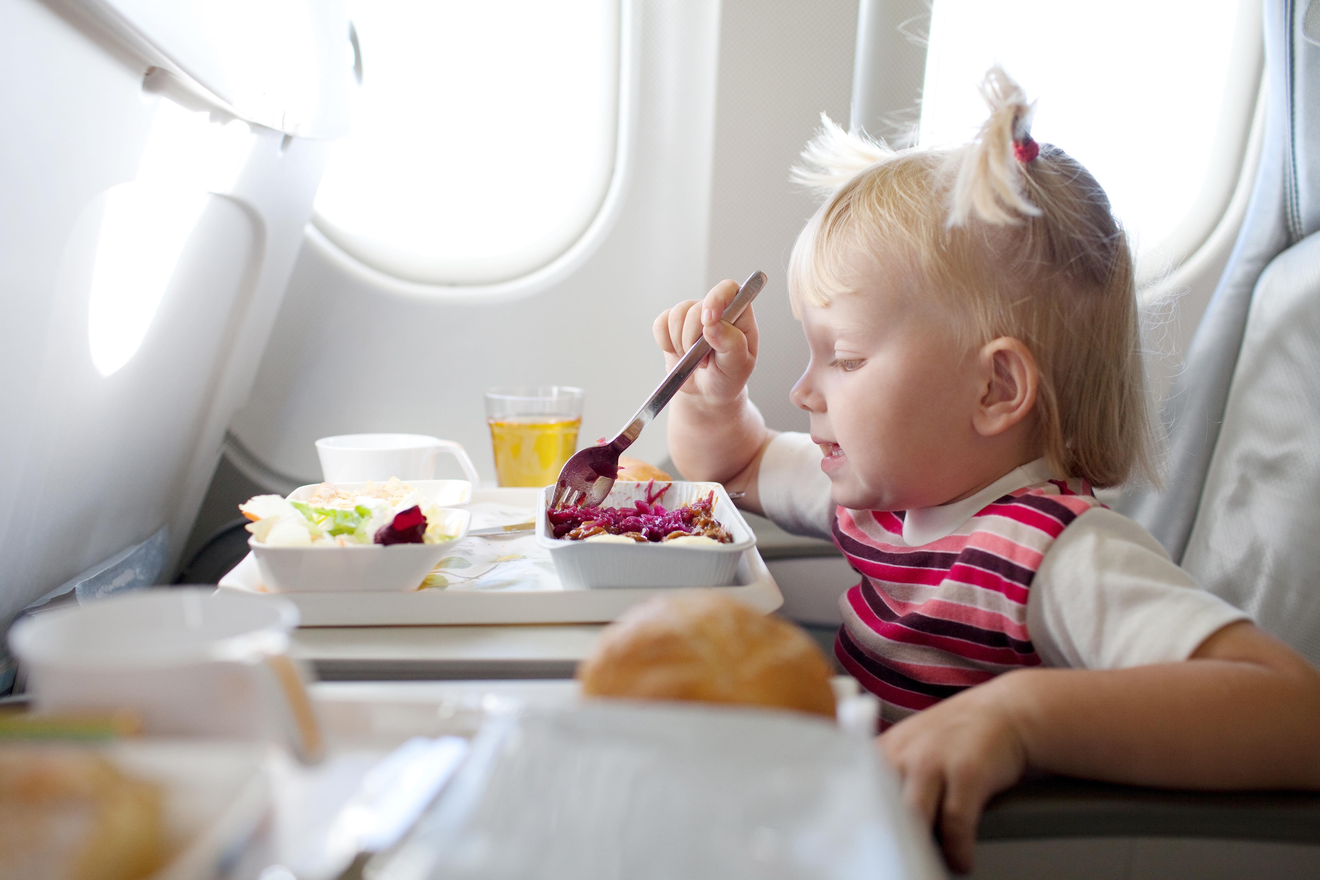 Guide for Air Travel with Kids