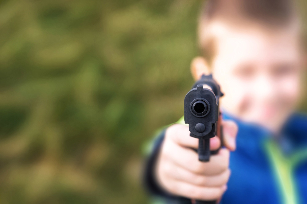 Would You Ask Parents if They Own Guns before Okaying a Playdate?
