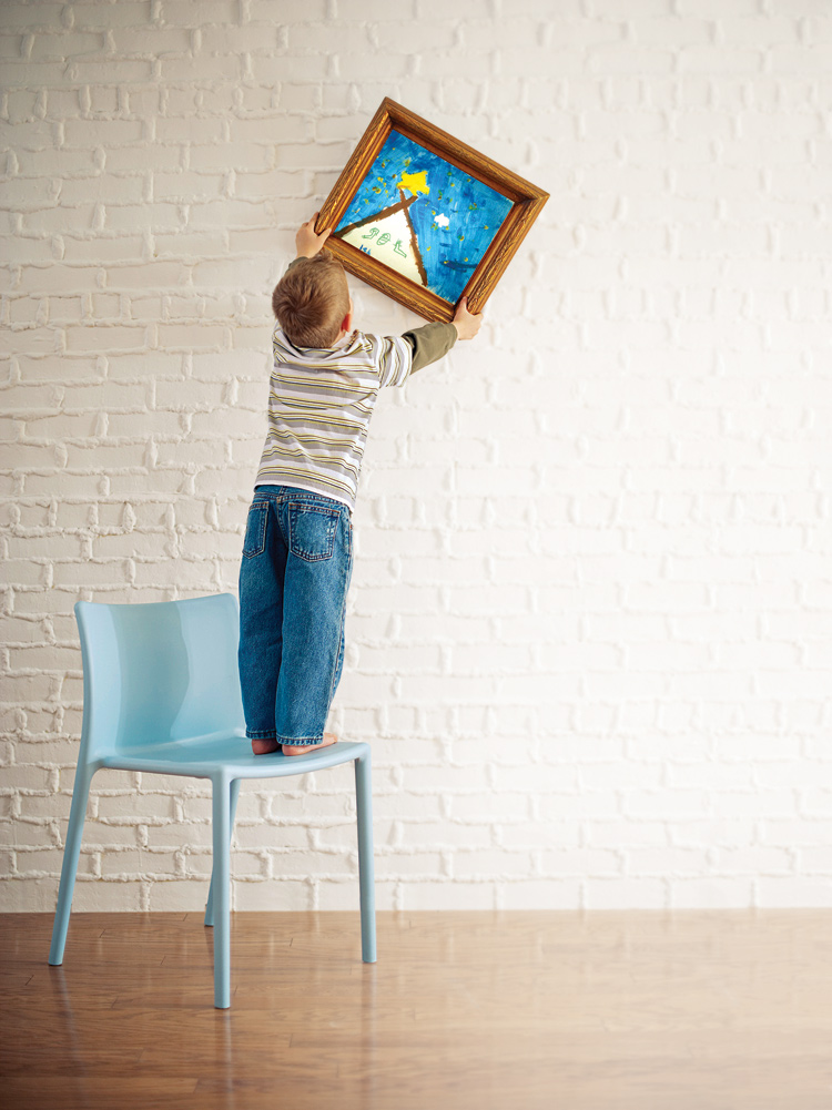 How to Save Kids' Artwork
