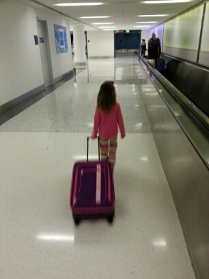 What You Don't Need When Flying With Kids