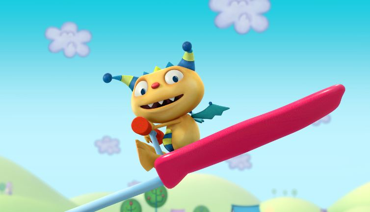 """Henry Hugglemonster,"" New Disney Series for Preschoolers Debuts Today"