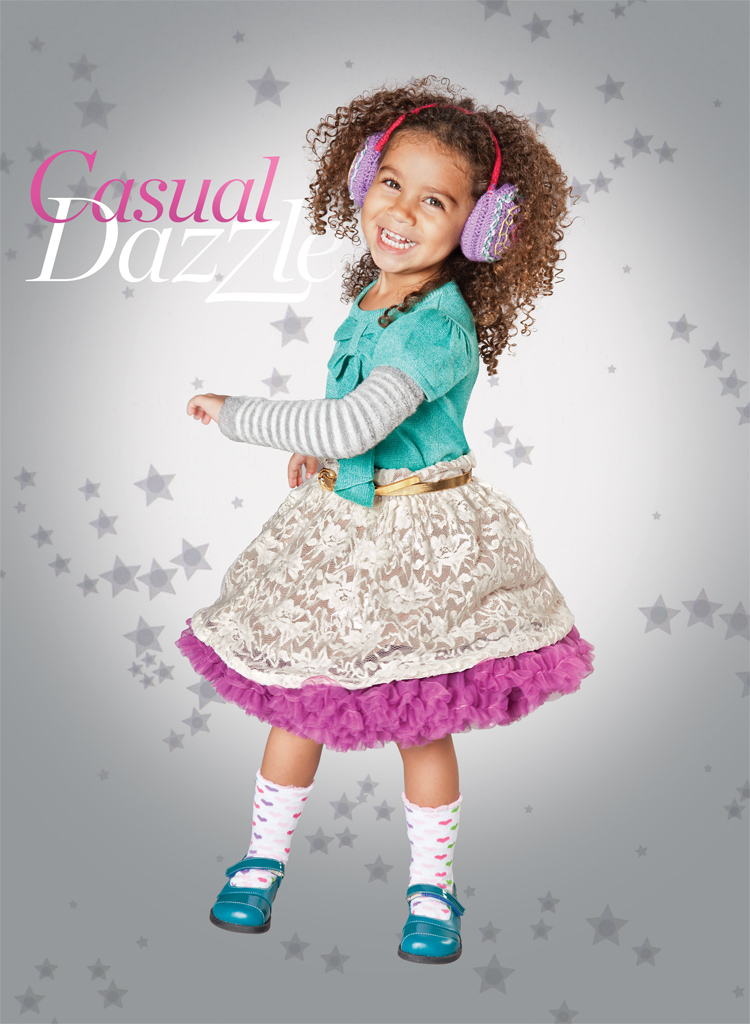 Holiday Clothes: Casual Dazzle