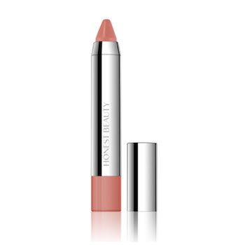 Honest Beauty Truly Kissable Lip Crayon in Sheer Chestnut Kiss
