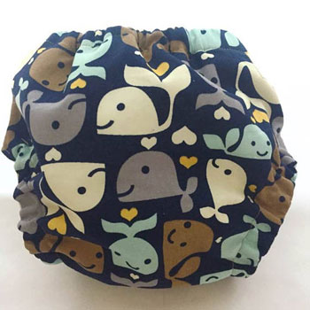 best cloth diapers hybrid pocket