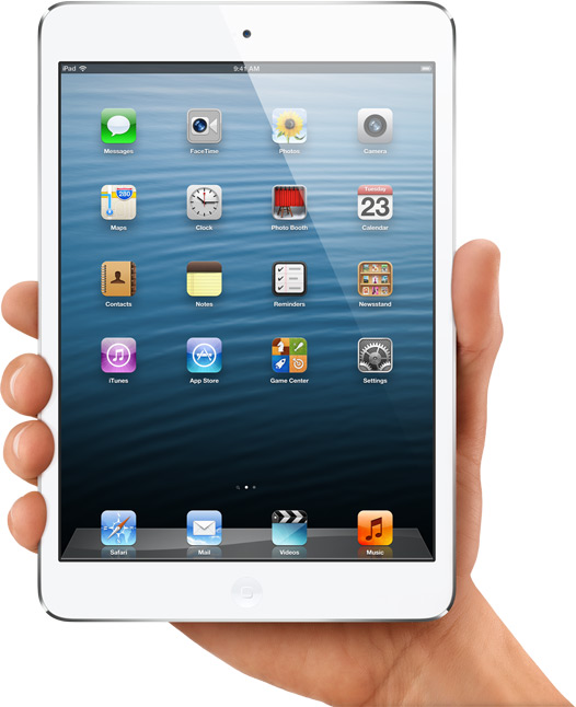 Apple Unveils iPad Mini and Other Surprises
