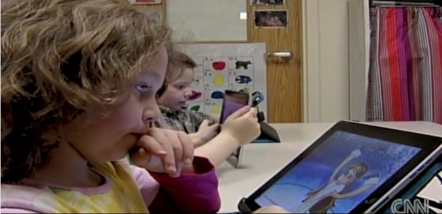 Would You Want Your Kindergartner Getting an iPad from School?