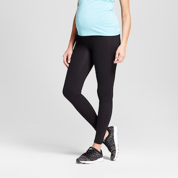 Isabel Maternity by Ingrid & Isabel Crossover Panel Active Leggings