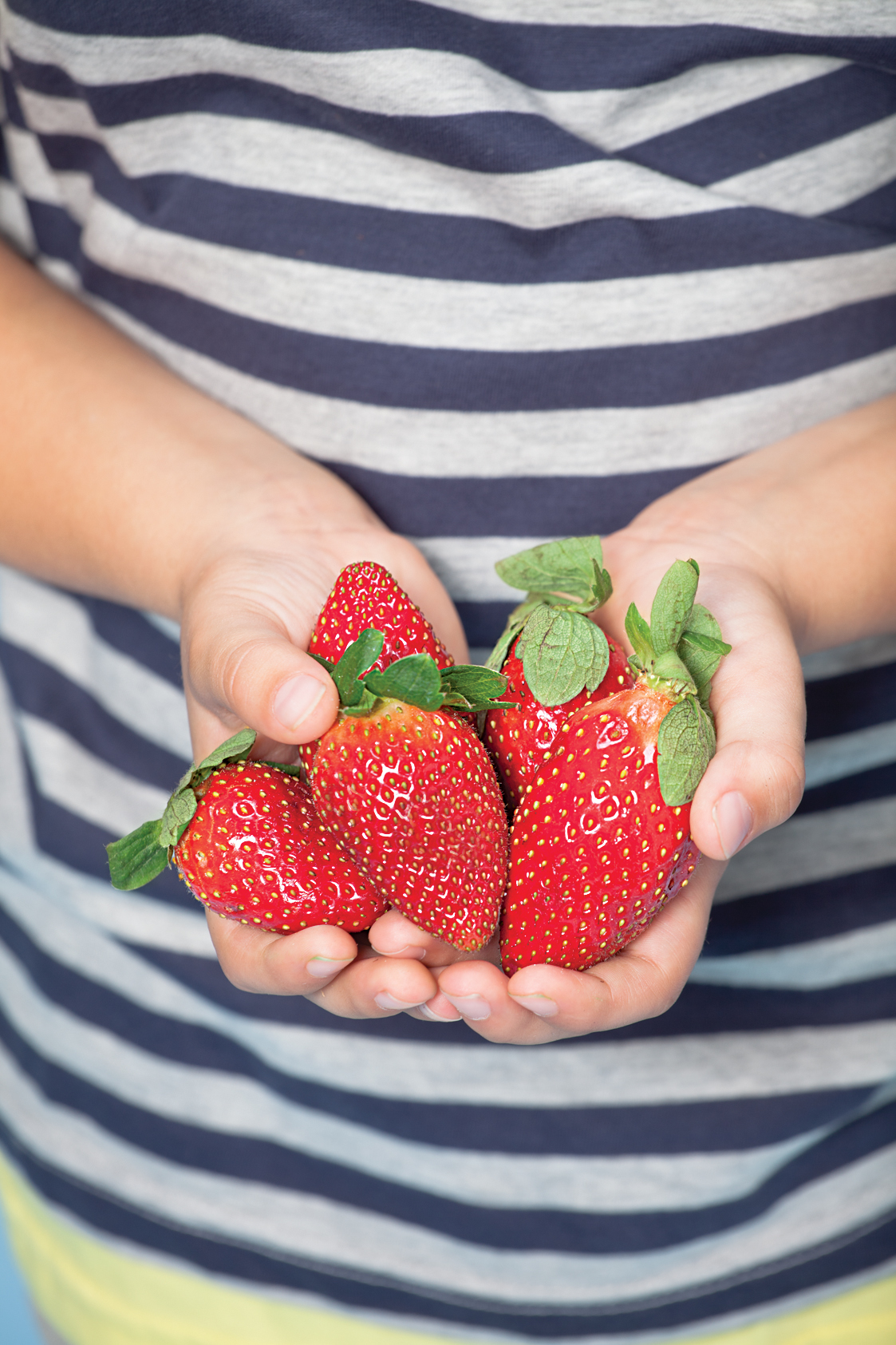 6 Strawberry Recipes for Kids