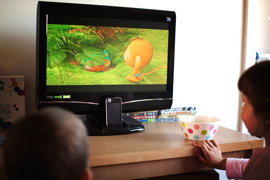 What Are Your Kids Watching on TV?