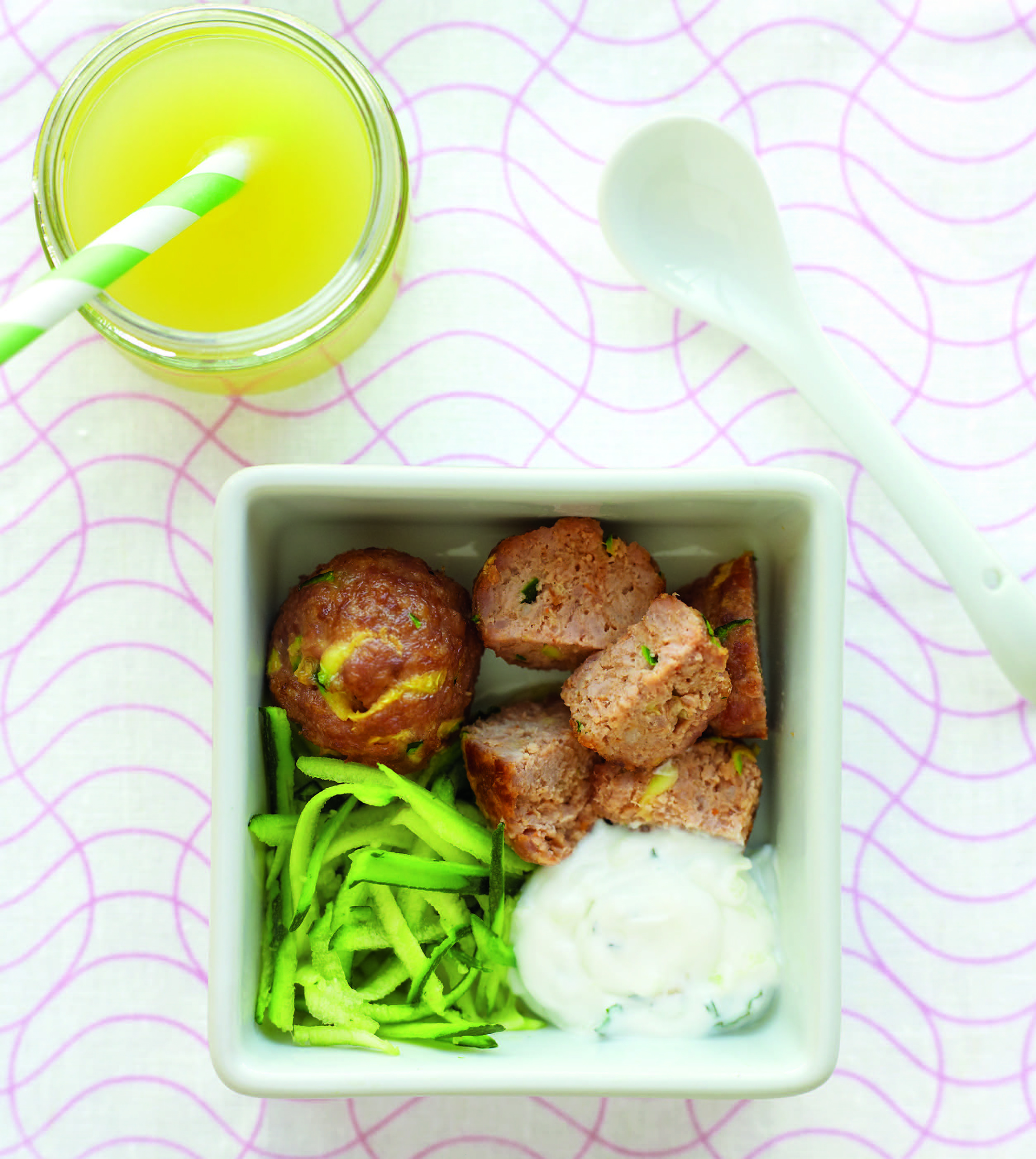 Mini Turkey Meatloaf Recipe