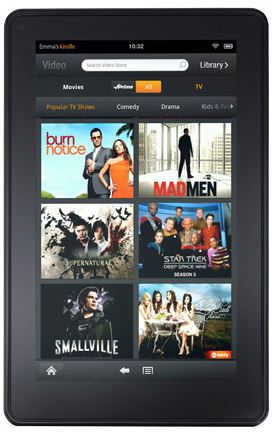 How About a Kindle Fire for You AND a Friend? [GIVEAWAY]