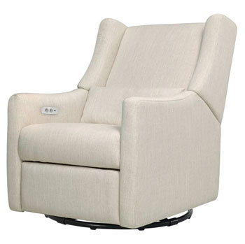 Kiwi Electronic Glider and Recliner