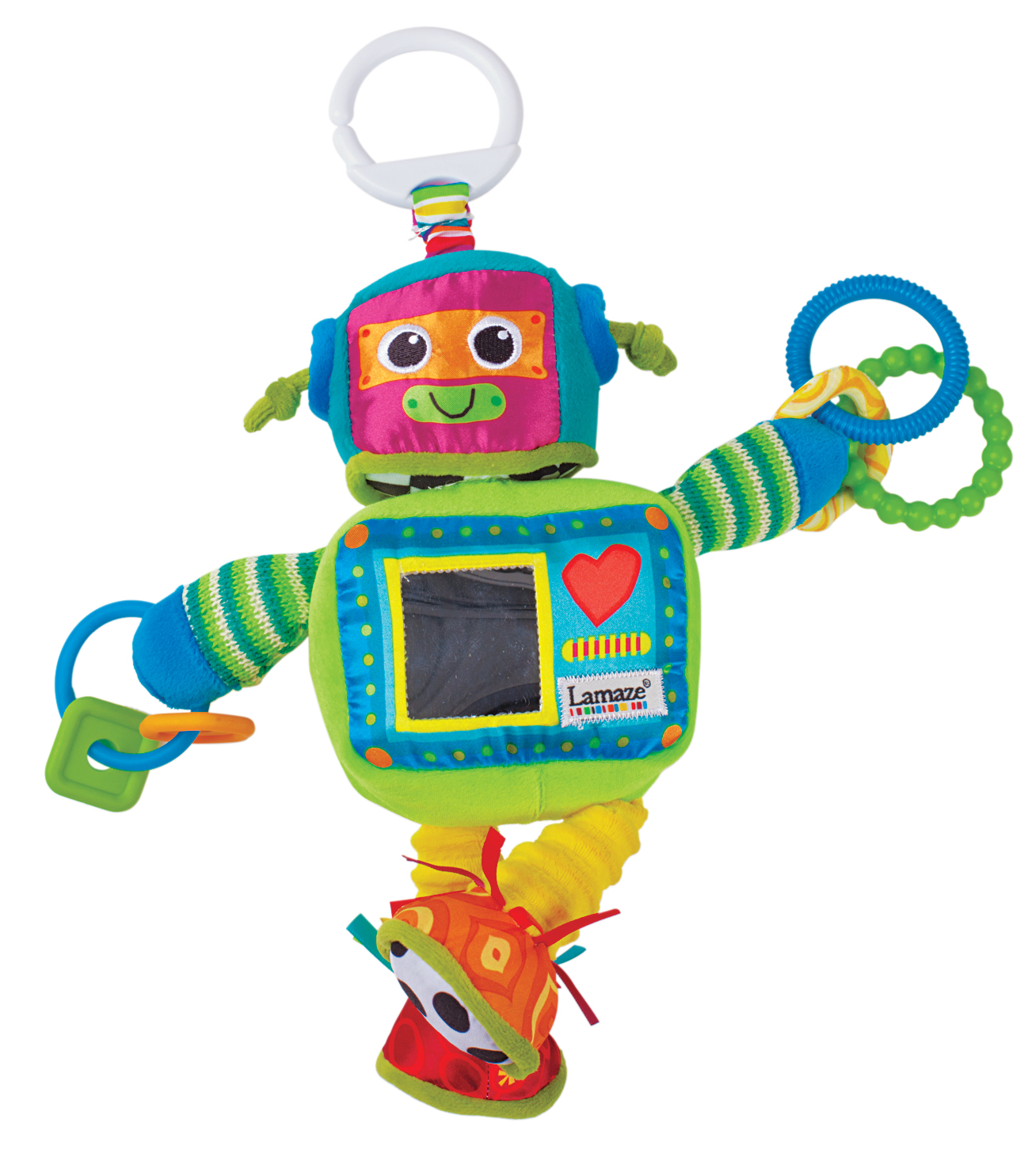 Rusty the Robot by Lamaze