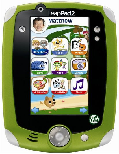 LeapFrog Adds New Features to its Popular LeapPad2 [GIVEAWAY!]