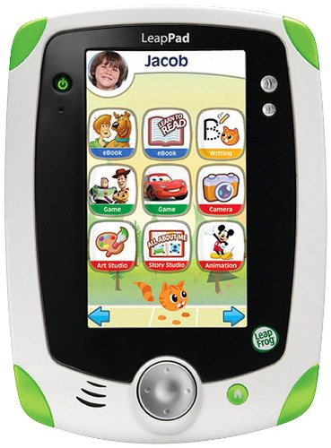 The LeapFrog LeapPad…On Every Kid's Holiday Wish List [BIG LEAPFROG GIVEAWAY!]