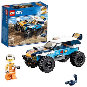 LEGO City Great Vehicles Desert Rally Racer 60218 Building Kit