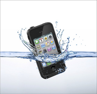 LifeProof Protects Your iPhone From All External Threats, Even Toddlers!